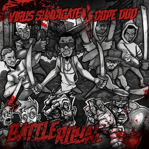 Virus Syndicate X Dope D O D Battle Royal Ep Official Music Video