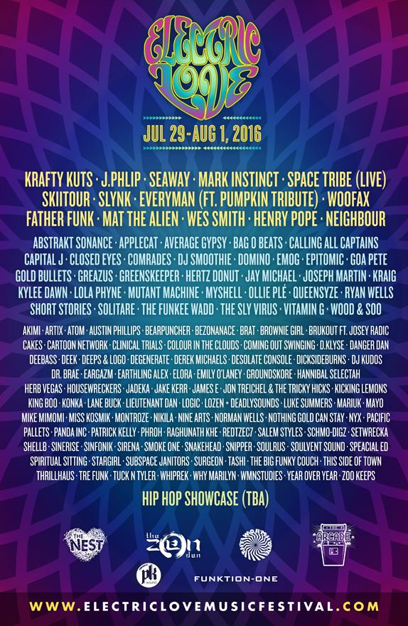 electriclove-lineup2016