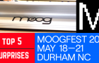 Top 5 Surprises from Moogfest 2017