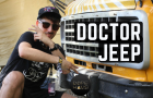 Doctor Jeep refills his Bass Coast prescription